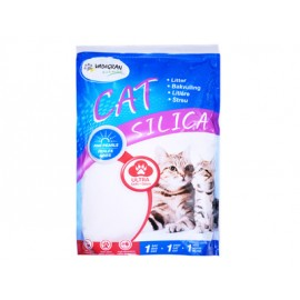 Cat litter Silica Perles Fines