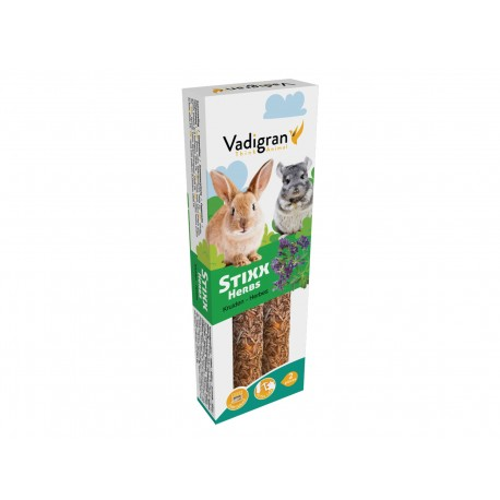 Snack StixX lapin & chinchillas herbes