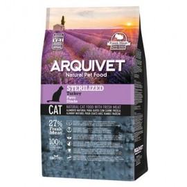 Arquivet - Sterilized - Dinde - 1,5 kg