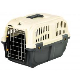 Cage de Transport Scudo 1 Gris 48X31,5X31CM