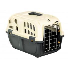 Cage de Transport Scudo 2 Gris 55X36X35CM