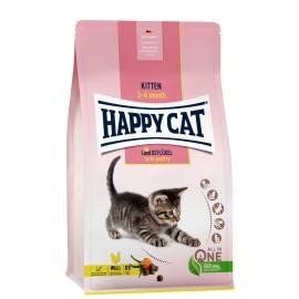 Happy Cat Kitten Volaille
