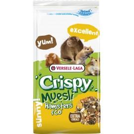 Crispy Muesli Pour Hamsters & Co