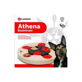 Jouet Chien Wooden Brain Train Athena